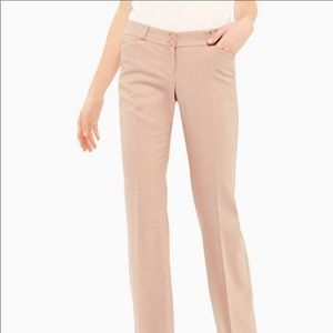 The Limited Drew Fit Textured Trousers Size 12